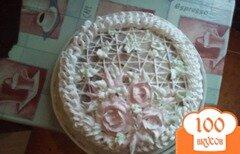 Фото рецепта: «Вкусный торт на основе коврижки»