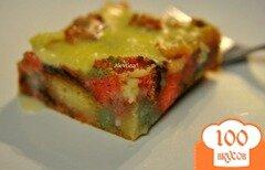 Фото рецепта: «Пудинг хлебный по старому стилю»