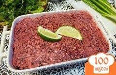 Фото рецепта: «Сельдь под шубой с авокадо»