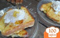 Фото рецепта: «Французские гренки»