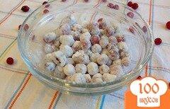 Фото рецепта: «Клюква в сахаре»