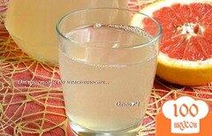 Фото рецепта: «Лимонад с грейпфрутом»