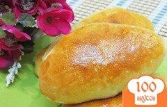 Фото рецепта: «Пирожки из картофельного дрожжевого теста»
