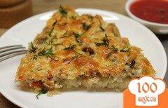 Фото рецепта: «Мясная запеканка с капустой»