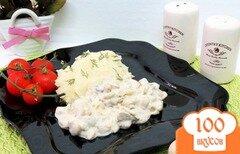 Фото рецепта: «Шампиньоны жареные в сметане»