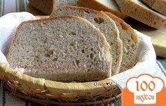 Фото рецепта: «Ржаной молочный хлеб»
