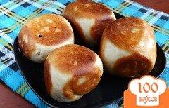 Фото рецепта: «Пирожки с капустой дрожжевые»
