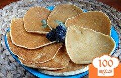 Фото рецепта: «Блинчики из рисовой муки»