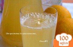 Фото рецепта: «Напиток из апельсина и грейпфрута»