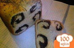 Фото рецепта: «Сдоба с маком в хлебопечке»