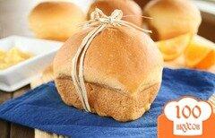 Фото рецепта: «Хлеб из сладкого картофеля с апельсиновым маслом»