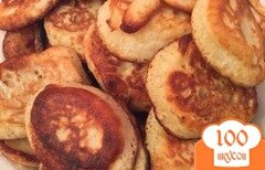 Фото рецепта: «Пышные оладушки»