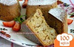 Фото рецепта: «Овсяно-манные кексы»