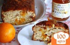 Фото рецепта: «Кекс на йогурте с мандаринами»