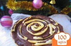 Фото рецепта: «Заварной торт»