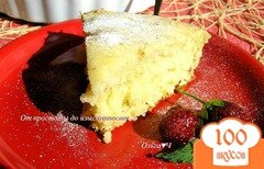Фото рецепта: «Манный пирог»