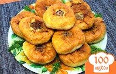 Фото рецепта: «Традиционные беляши»