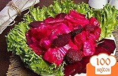 Фото рецепта: «Квашеная капуста со свёклой»