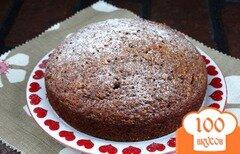 Фото рецепта: «Финиковый кекс»
