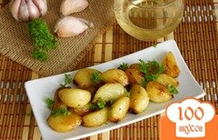 Фото рецепта: «Пряный чеснок по провански»