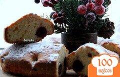Фото рецепта: «Польский кекс, тщательно взвешенный»