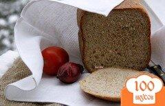 Фото рецепта: «Пшенично- цельнозерновой хлеб»