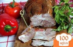 Фото рецепта: «Мясной орех»