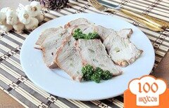 Фото рецепта: «Буженина в соево-медовом маринаде»