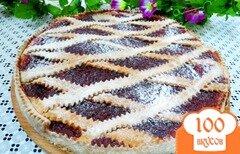 Фото рецепта: «Пирог с повидлом»