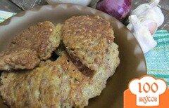 Фото рецепта: «Гречневые оладьи»