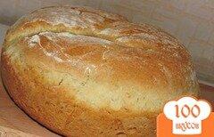 Фото рецепта: «Хлеб белый с укропом в духовке»