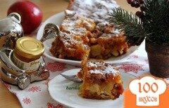Фото рецепта: «Медово-яблочный пирог»