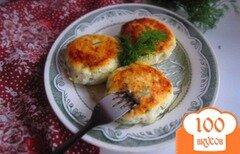 Фото рецепта: «Сырники с укропом»
