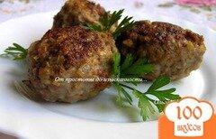 Фото рецепта: «Мясные котлеты с кабачком»