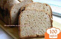 Фото рецепта: «Диетический хлеб с отрубями на кислом молоке»