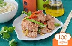 Фото рецепта: «Куриное филе в пикантном маринаде»