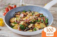Фото рецепта: «Картофель хрустящий»