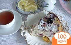 Фото рецепта: «Рисовый пирог с ягодами»