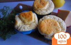 Фото рецепта: «Сырное суфле»