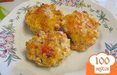 Фото рецепта: «Куриные тефтели в томатно-сметанном соусе»