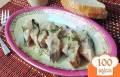 Фото рецепта: «Скумбрия соленая»