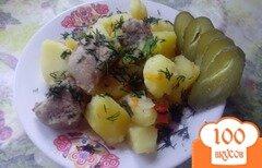 Фото рецепта: «Рагу со свининой»