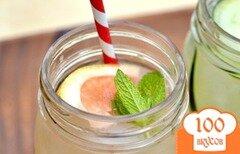 Фото рецепта: «Весенние коктейли с джином»