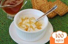 Фото рецепта: «Перезакваска домашнего йогурта»