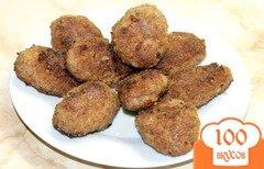 Фото рецепта: «Котлеты с утиного мяса»
