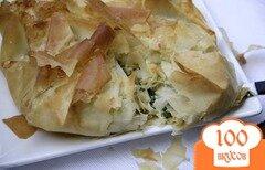 Фото рецепта: «Греческий штрудель»