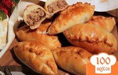 Фото рецепта: «Пирожки с отварным мясом»