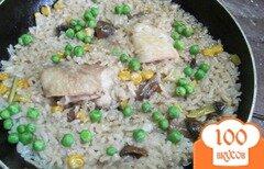 Фото рецепта: «Курица с рисом»