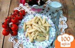 Фото рецепта: «Картофельные галушки»