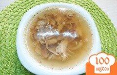 Фото рецепта: «Холодец курино свинной»